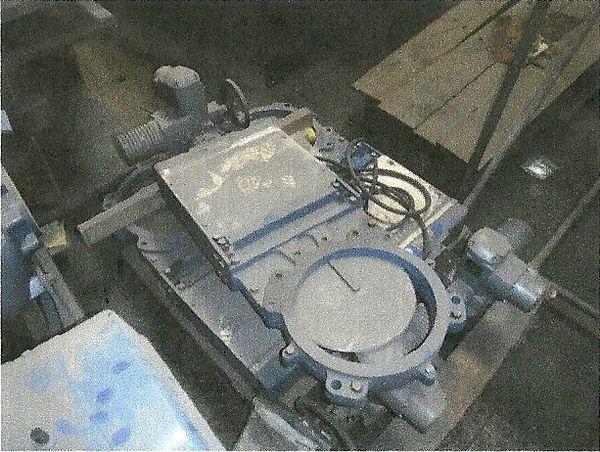Pumpen Plattenschieber