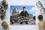 Tom Cruise in Rom Einmaliger