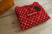 Supreme X LV Monogram Box