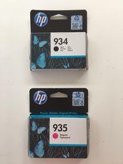 HP Original Tinten Patronen 935