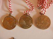 Medaillen des deutschen Turnerbundes