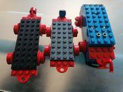 Lego System Eisenbahn aus der