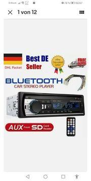 AUTORADIO MIT BLUETOOTH FREISPRECHEINRICHTUNG USB