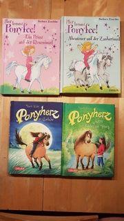 Ponyfee und Ponyherz Buchpaket