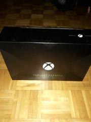 X BOX X Project Scorpio