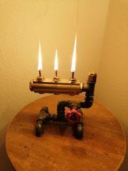 Tischlampe - Öllampe