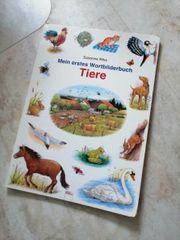 Mein erstes Wortbilderbuch Tiere