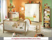 Komplettes Baby- Kinderzimmer LEO von