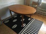 Schöner Holztisch aus Kirschholz