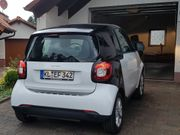 Neuwertiger Smart for two coupe