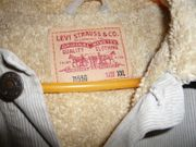 Levi s Cord Trucker Sherpa