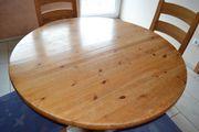 Tisch Esstisch aus Kiefer massiv