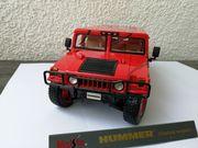 4 Hummer Modellautos von Maisto