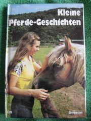 Sehr schönes Kinderbuch Kleine Pferde-Geschichten