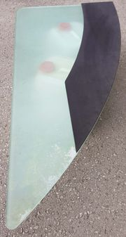 Glasplatte dreieckig