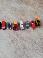 Siku u Matchbox Fahrzeuge