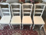4 Stühle Esszimmer