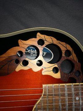 Gitarren/-zubehör - Gitarre Akustikgitarre E-Gitarre Ovation Top