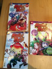 Monster Allergy Hefte 1-3 Comic
