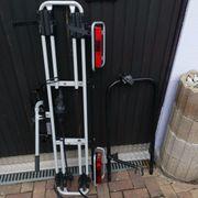 Fahrradheckträger für Anhängerkupplung
