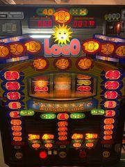 Spielautomat der Marke Merkur