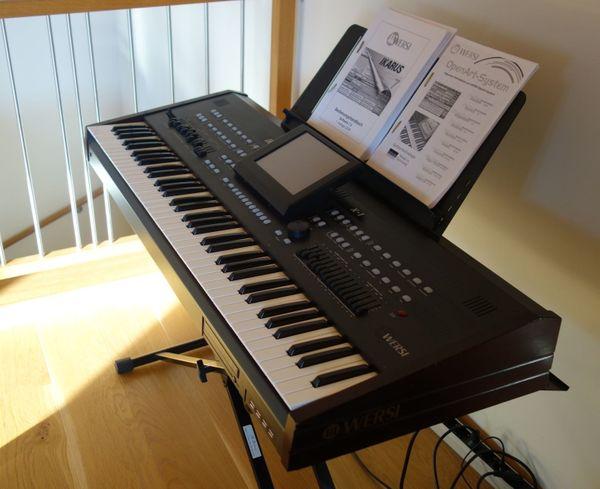 Wersi Ikarus OAS7 Keyboard
