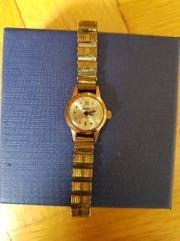 Damen Armbanduhr Glashütte 17 Rubis
