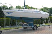 Greyhound 20 Segelboot