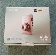 Canon IXUS 125 HS - defekt-