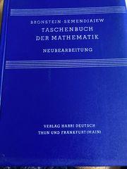 Bronstein - Handbuch der Mathematik