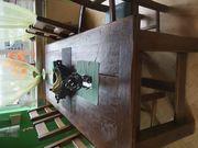 Esstisch aus Massivholz inkl 6