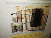 Gitterschutz für Ofen