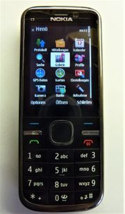 Nokia C5-00 5MP Mobiltelefon