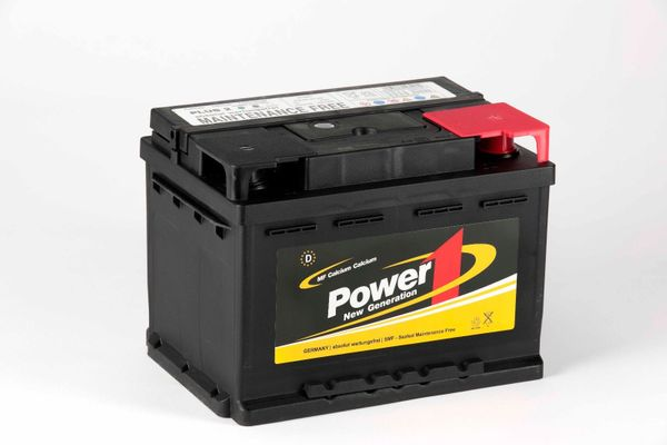 Autobatterie 12V 50Ah 450A Top