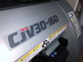 Sonstige Drucker, Plotter - Mimaki CJV30-160 Print Cut Digitaldrucker