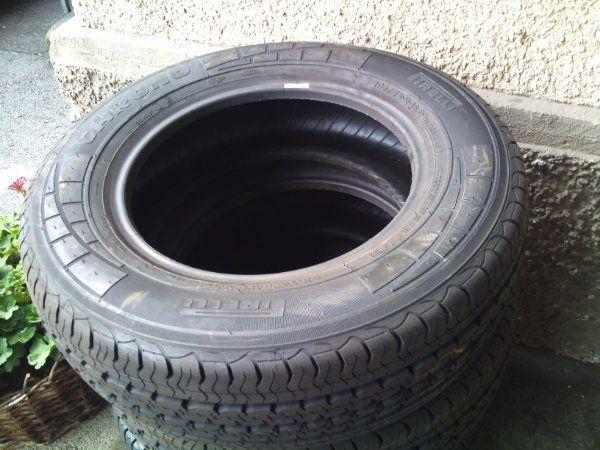 2 So Reifen 205 75R16C
