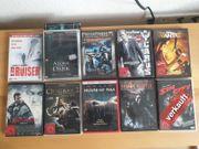 versch DVD s
