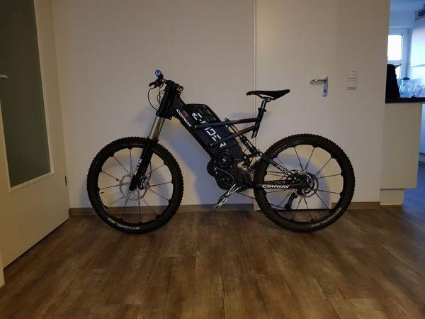 Conway Erider E-Rider Extreme
