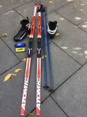 Skating Ski Atomic 184 cm