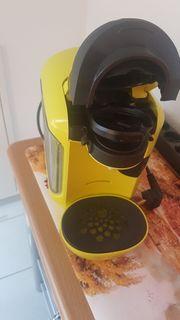 Bosch Tassimo Lemon Yellow