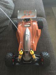 Elektro Modellauto altes Tamiya Modell