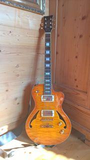 Italia Maranello E-Gitarre Semitone