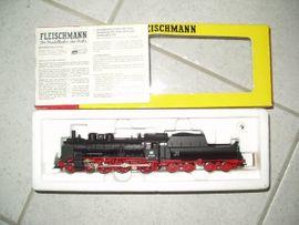 Modelleisenbahnen - Märklin HO--Fleischmann digitale neue BR