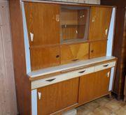 Alter Küchenschrank und Sideboard für