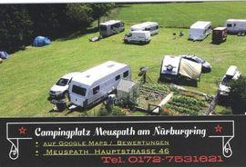 Campingartikel - Campingplatz Meuspath am Nürburgring