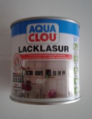 Lack-Lasur Ahorn