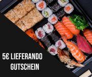 5EUR und 3EUR Lieferando Gutscheine -