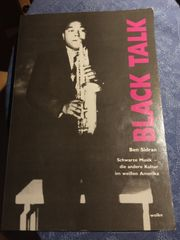Black Talk Ben Sidran