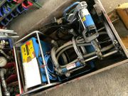 Stumpfschweißmaschine WIDOS 4600 CNC