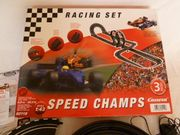 Carrera Racing Set Speed Champs